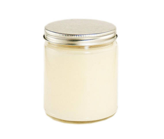 how to fix wet spots in soy candles